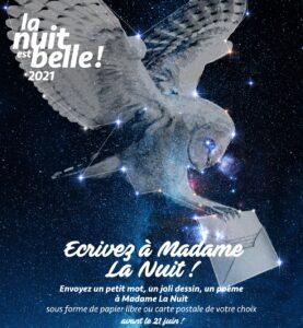 Madame La Nuit Générique